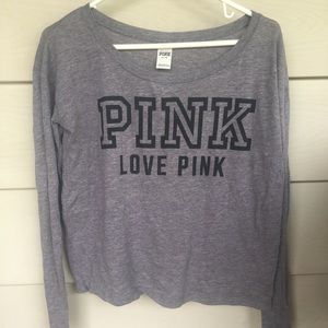 Love Pink Long Sleeve Shirt